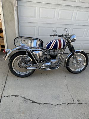 Triumph 1966 motorcycle for Sale in Los Angeles, CA