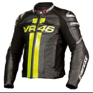 Dainese vr46 motorcycle jacket for Sale in Houston, TX