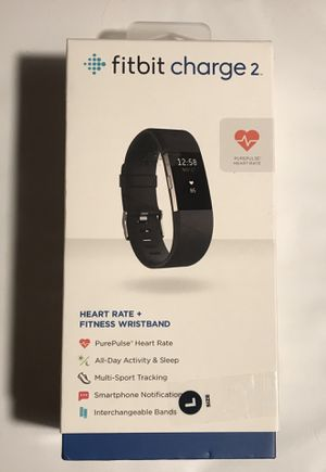 Fitbit charge 2 Size: Large for Sale in Moreno Valley, CA