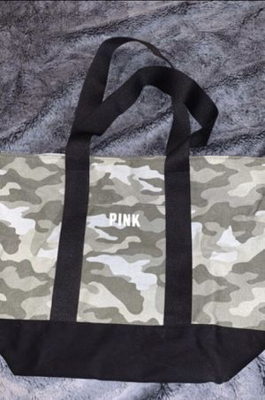Pink Camo Tote Bag for Sale in Brentwood, CA