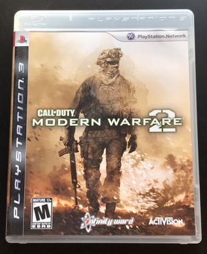 Call of Duty: Modern Warfare 2 (PS2 Game) for Sale in Leesburg, VA