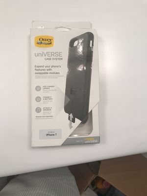 Brand New iPhone 7 Universe Case for Sale in Chicago, IL
