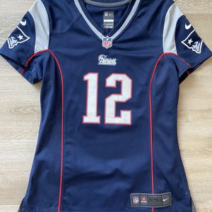 NFL Patriots #12 Tom Brady Jersey for Sale in San Clemente, CA