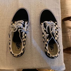 Checker Board Vans for Sale in Raleigh, NC