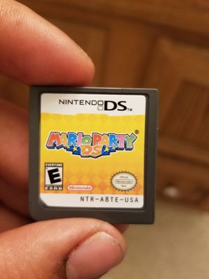 Mario Party DS for DSi XL for Sale in Lodi, CA