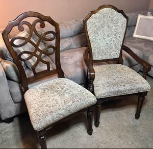 Pair of Dining Chairs for Sale in Palo Alto, CA