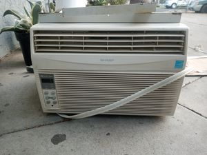 Sharp window ac w/ remote for Sale in Anaheim, CA