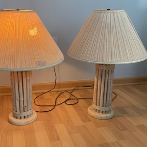 2 Lamps for Sale in Hollywood, FL