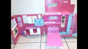 Barbie pop up camper van for Sale in Las Vegas, NV