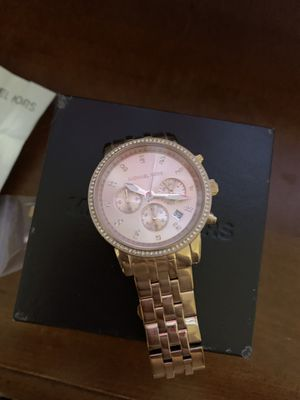 Women's rose gold Micheal Kors watch for Sale in Murfreesboro, TN
