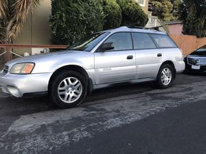 04 Subaru Outback for Sale in Richmond, CA