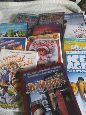 DVDs 10 DVDs for $7 a variety for Sale in Yardley, PA