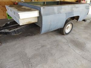 Trailer 8 foot long for Sale in Fresno, CA