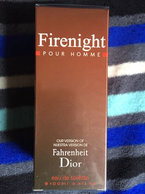 Mens Firenight Cologne for Sale in San Diego, CA