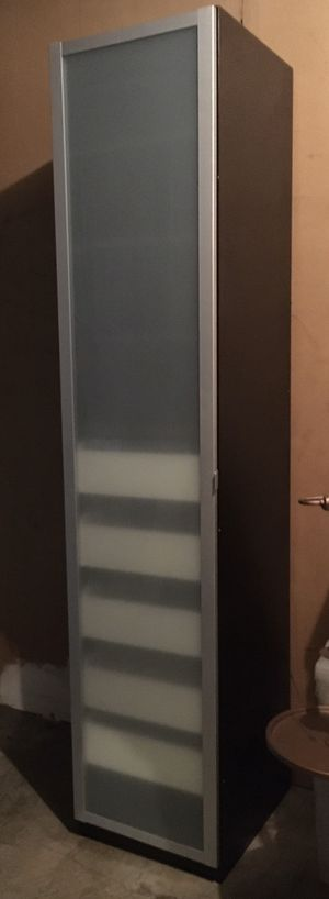 Storage Wardrobe w/drawers & shelves (2) for Sale in Alexandria, VA