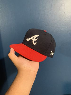 Atlanta Braves Hat for Sale in Los Angeles, CA