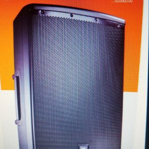 PAIR OF JBL POWERED SPEAKERS W/COVERS for Sale in Fort Lauderdale, FL