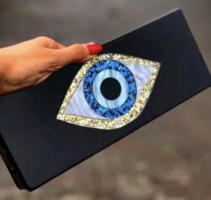 Evil eye clutch for Sale in North Miami, FL