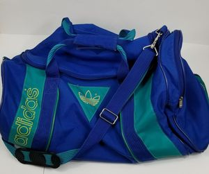 Vintage Adidas Duffle Bag Gym Bag for Sale in Las Vegas, NV