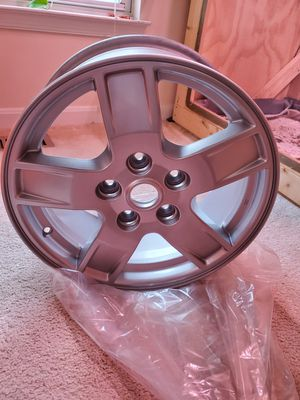 Perfection Wheel® - 17x7.5 5-Spoke Alloy Factory Wheel - $60 (sterling) for Sale in Dulles, VA