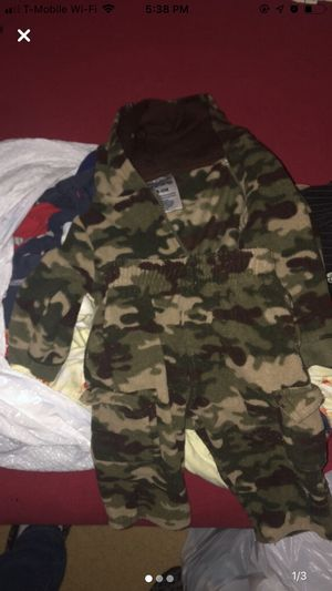 Boys 3 -6 months clothes for Sale in Oakland, CA
