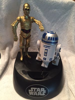 "Vintage Star Wars (1995)Toy Bank(CP 30 sounds work/R2 D2 not working Quick fix?)""Very Collectible"" for Sale in South Euclid, OH"