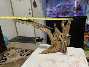 Drift wood for aquarium ,fish tank ,pecera for Sale in Houston, TX