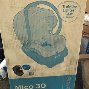 Maxi-Cosi Black Infant Car Seat-New In The Box for Sale in New Kensington, PA