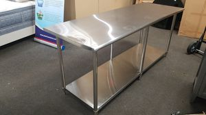 Stainless steel table for Sale in Waite Park, MN