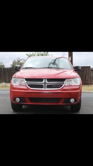 -2015 Dodge Journey Se 50k miles -Registration up to date with salvage Title on Hand -Beautiful interior -Nice Hot red exterior for Sale in San Diego, CA