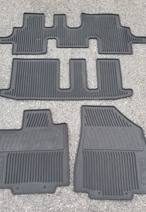 Infiniti QX 60 All weather mats for Sale in Baltimore, MD