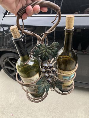 Wine bottle holder for Sale in Rowland Heights, CA