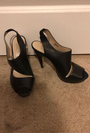 Michael Kors black leather sandals for Sale in Washington, DC