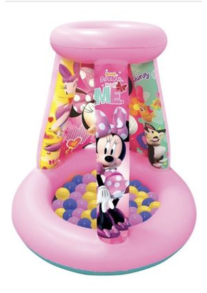 Inflatable Minnie Mouse Ball Pit for Sale in Philadelphia, PA