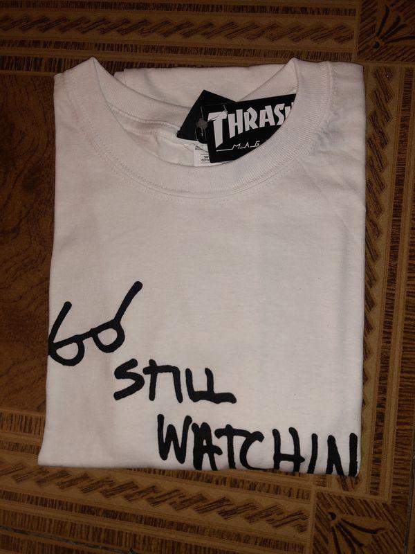 "Thrasher Magazine ""Still Watchin"" T-shirt"