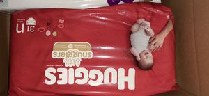 Unopened huggies diapers NEWBORN for Sale in Phoenix, AZ