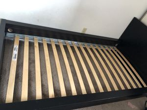 FREE FREE TWIN SIZE BED WITH MATRESS FREE FREE for Sale in Portland, OR