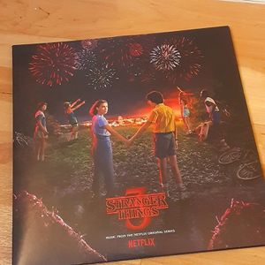 "VINYL RECORDS, ""STRANGER THINGS 3"" , VINYL RECORDS NETFLIX SOUNDTRACK for Sale in Houston, TX"