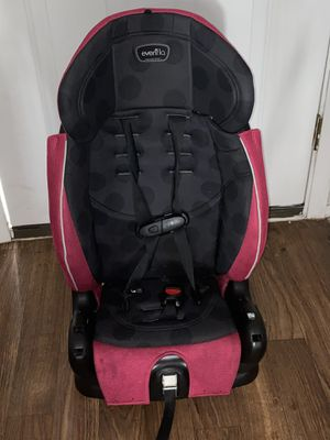 Pink Car seat for Sale in Arlington, TX