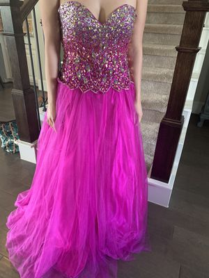 Prom dress, like new for Sale in Richmond, TX