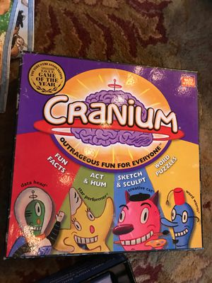 Cranium board game for Sale in Stanwood, WA