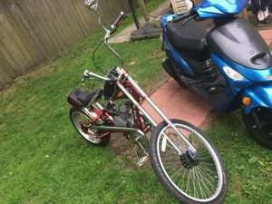 80cc Chopper bike for Sale in New Bedford, MA