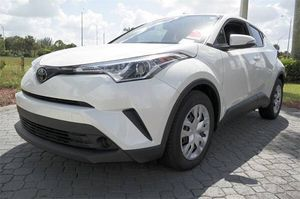 2019 TOYOTA CH-R CROSSOVER LEASE SPECIAL for Sale in Fort Lauderdale, FL