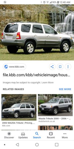 Parting out 2002 mazda tribute for Sale in Hillsboro, MO