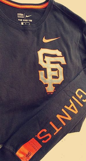 Nike Longsleeve Giants size Large for Sale in San Jose, CA