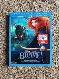 Disney BRAVE Blu-Ray+DVD Combo for Sale in Haines City,  FL