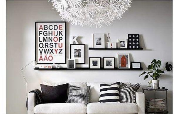 IKEA 2x Picture Ledgers