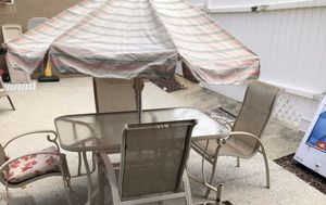 Patio set for Sale in York, PA