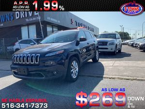 2015 Jeep Cherokee for Sale in Inwood, NY