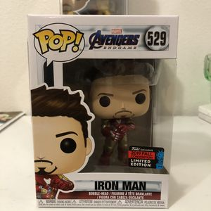 Iron Man Marvel Funko POP for Sale in Los Angeles, CA